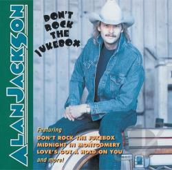 Jackson, Alan - Don't Rock the Jukebox CD Cover Art