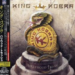 King Kobra - Hollywood Trash CD Cover Art