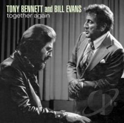 Bennett, Tony - Together Again CD Cover Art