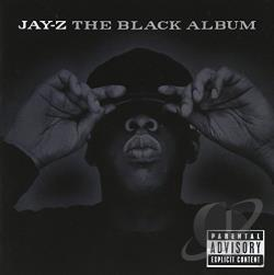 Jay-Z - Black Album CD Cover Art