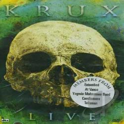 Krux - Live DVD Cover Art
