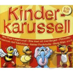 Kinderkarussell CD Cover Art