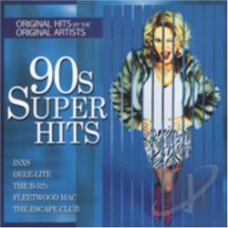 90s Super Hits CD Cover Art