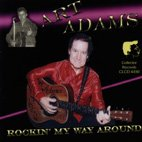 Adams, Art - Rockin' My Way Around CD Cover Art