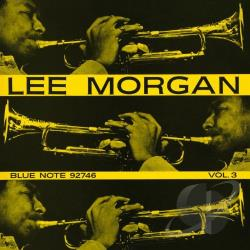 Morgan, Lee - Volume 3 CD Cover Art