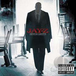 Jay-Z - American Gangster CD Cover Art