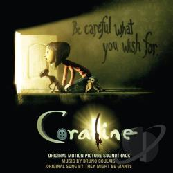 Coulais, Bruno - Coraline CD Cover Art