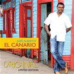 Alberto, Jose El Canario - Original CD Cover Art