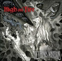 High On Fire - De Vermis Mysteriis LP Cover Art