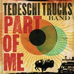 Tedeschi Trucks Band - Part Of Me DB Cover Art