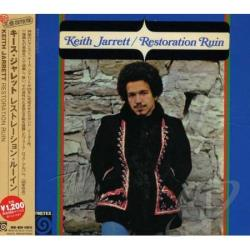Jarrett, Keith - Restoration Ruin CD Cover Art