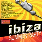 Various Artists - Ibiza Summer Party DB Cover Art
