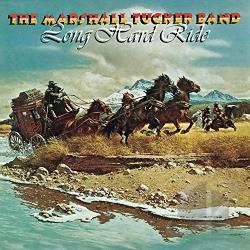 Marshall Tucker Band - Long Hard Ride CD Cover Art