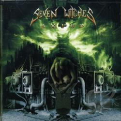 Seven Witches - Amped CD Cover Art