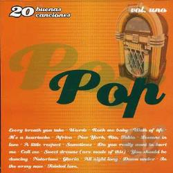 Pop-20 Buenas Canciones En Ingles CD Cover Art