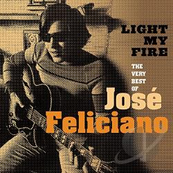 Feliciano, Jose - Hits CD Cover Art