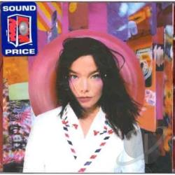 Bjork - Post CD Cover Art