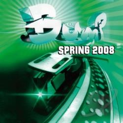 Bump Spring 2008 CD Cover Art