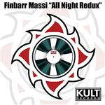 Finbarr Massi - All Night Redux DB Cover Art