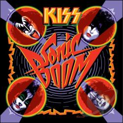 Kiss - Sonic Boom CD Cover Art