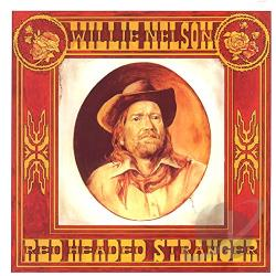 Nelson, Willie - Red Headed Stranger LP Cover Art