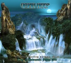 Uriah Heep - Uriah Heep Vol. 3 - Official Bootleg: Live In Kawasaki Japan CD Cover Art