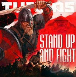 Turisas - Stand Up and Fight CD Cover Art