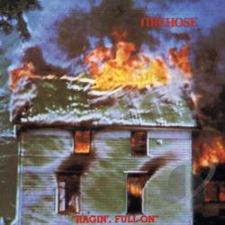Firehose - Ragin', Full-On CD Cover Art