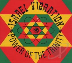 Israel Vibration - Power of the Trinity CD Cover Art