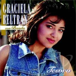 Beltran, Graciela - Tesoro CD Cover Art