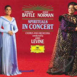 Battle, Kathleen / Norman, Jessye - Spirituals in Concert CD Cover Art