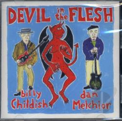 Childish, Billy - Devil in the Flesh CD Cover Art