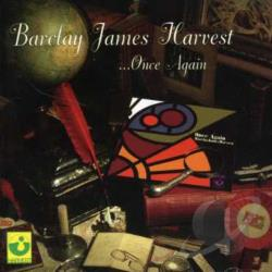 Harvest, Barclay James - Once Again CD Cover Art