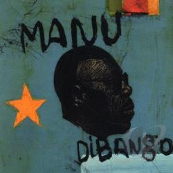 Dibango, Manu - Africadelic: The Best Of Manu Dibango CD Cover Art