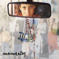 Jambao - Momentos CD Cover Art