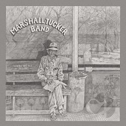 Marshall Tucker Band - Where We All Belong CD Cover Art