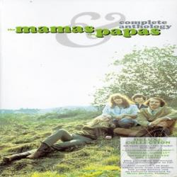 Mama's & The Papa's - Complete Anthology CD Cover Art