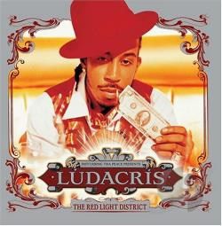 Ludacris - Red Light District CD Cover Art