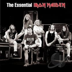 Iron Maiden - Essential Iron Maiden CD Cover Art