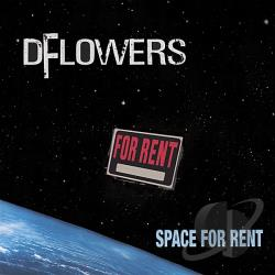 DFlowers - Space for Rent CD Cover Art