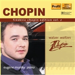 Chopin / Mursky - Chopin: Walzer CD Cover Art