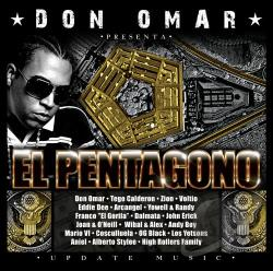 Omar, Don - Presenta: El Pentagono CD Cover Art