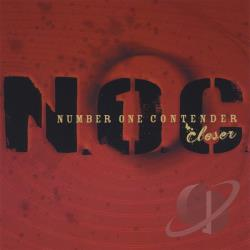 Number One Contender - Closer CD Cover Art
