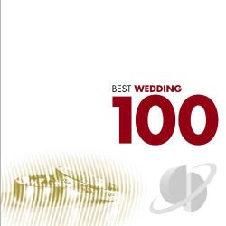 100 Best Wedding - Best Wedding 100 CD Cover Art