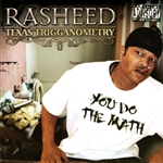 Rasheed - Texas Trigganometry CD Cover Art