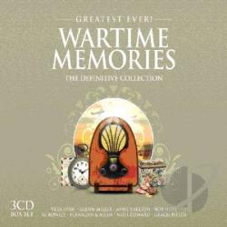 Greatest Ever! Wartime Memories CD Cover Art