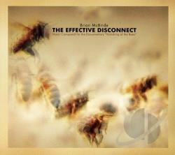 Mcbride, Brian - Brian McBride: The Effective Disconnect CD Cover Art