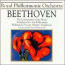 Royal Philharmonic Collection - Beethoven: Symphony no 4, etc / Barry Wordsworth, Royal PO CD Cover Art