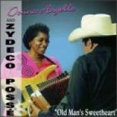 Angelle, Donna - Old Man's Sweetheart CD Cover Art