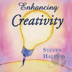 Halpern, Steven - Enhancing Creativity CD Cover Art